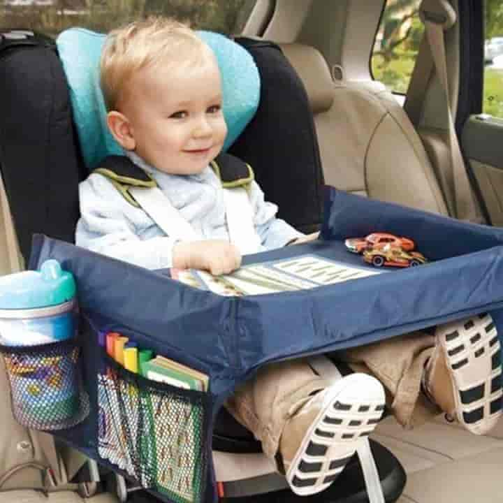Children Portable Table For Car - mybabyflame