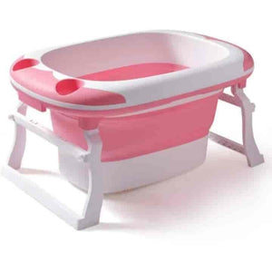 Collapsible Design 3-in-1 Baby BathTub - mybabyflame
