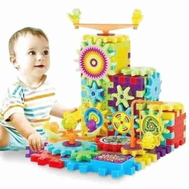 Dynamic Kids Building Blocks Educational Toys - mybabyflame