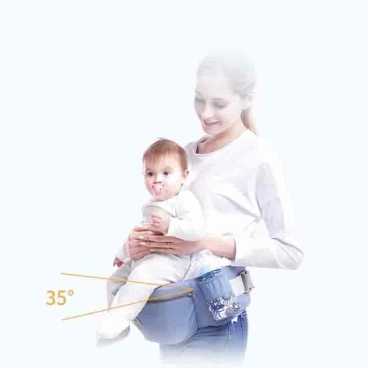 Ergonomic Multi-functional Baby Carrier - mybabyflame