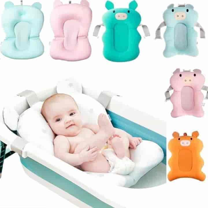Foldable Baby Bath Tub Pad - mybabyflame