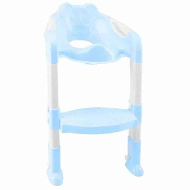 Baby Potty Training Toilet Seat Cover With Adjustable Ladder - mybabyflame