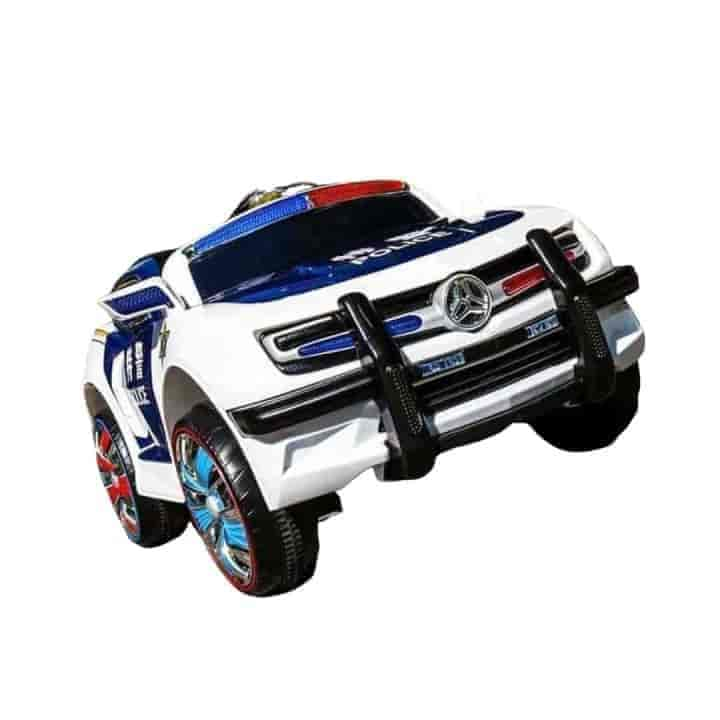 Ford Explorer Style 12V Police Kids Ride On Cars - mybabyflame