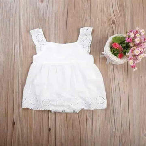 Baby Girl Romper, Jumpsuit, Playsuit - mybabyflame