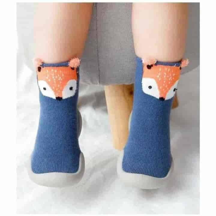 Happy Feet Baby Socks Shoe - mybabyflame