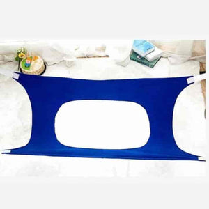 Infant Bed Detachable Elastic Baby Hammock - mybabyflame