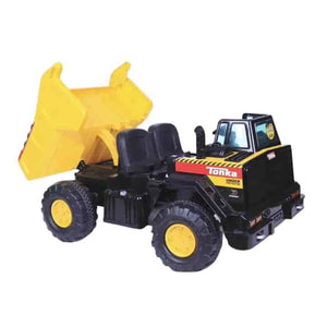 Electric Tipping Truck Kids Ride on Cars - mybabyflame