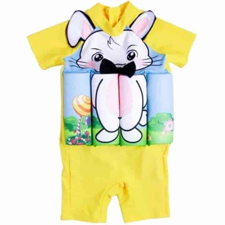Kids Life Vest Floating Swimsuit - mybabyflame