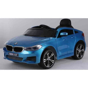 Licensed BMW 6 GT 12V Children Electric Smart Ride on Cars - mybabyflame