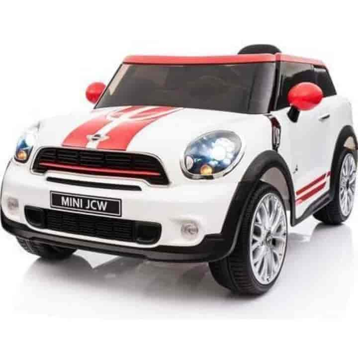 Licensed BMW Mini PACEMAN 12V Kids Ride On Toy Cars - mybabyflame