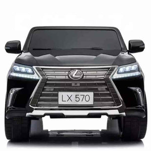 Licensed Lexus LX 570 Kids Electric Ride On Cars - mybabyflame