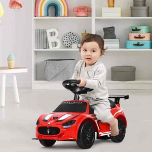 Licensed Maserati Kids Foot to Floor Pedal Cars - mybabyflame
