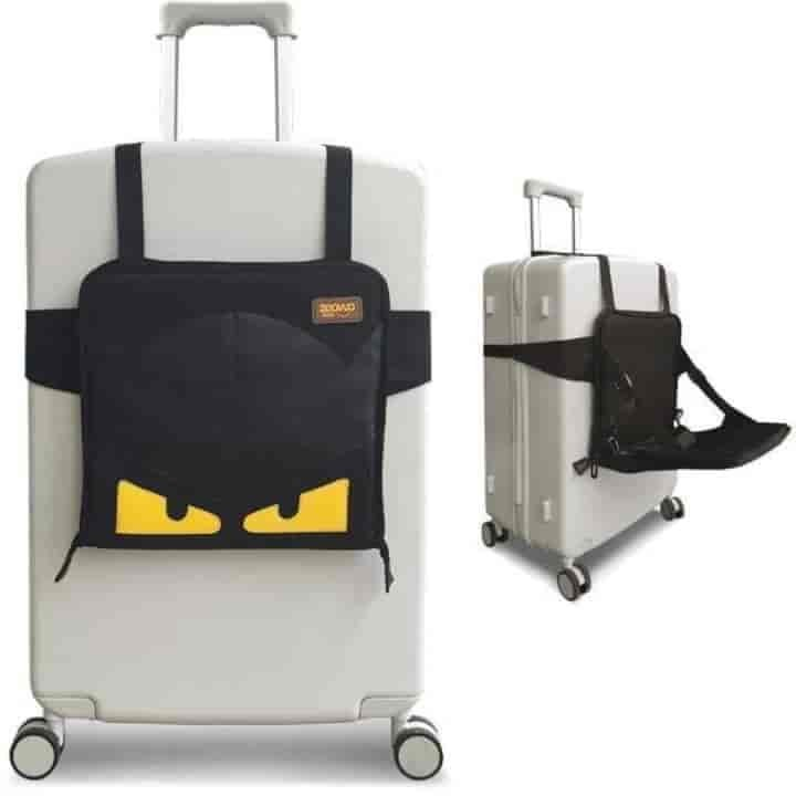 Suitcase Baby Seat Portable Travel Chair - mybabyflame