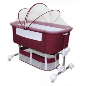 Luxury Foldable Baby Next To Me Crib - mybabyflame