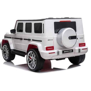 Mercedes-benz G63 Licensed 24V Children's Smart Electric Ride on Cars - mybabyflame