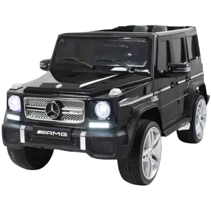 Mercedes-benz G65 Licensed 12V Children's Smart Electric Ride on Cars - mybabyflame