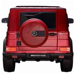 Mercedes-benz G65 Children's Electric Ride on Cars - mybabyflame