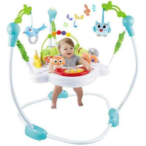 Multifunctional Electric Baby Music Jumper Infant Bouncer Walker Rocking Swing Chair - mybabyflame