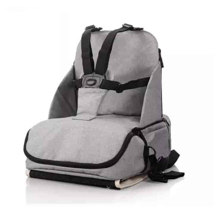 Multipurpose Diaper Booster Seat Bag - mybabyflame