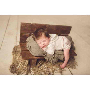 Newborn Baby Photography Props Mini Bed - mybabyflame