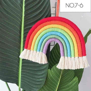 Nordic Hanging Rainbow Kids Room Decor - mybabyflame