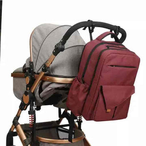 Optional Stroller Baby Backpack Diaper Bags - mybabyflame