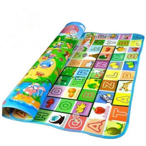 Picnic Games Children's Developing Kids Play Mat - mybabyflame