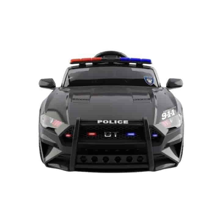 Police 12V Smart Electric Kids Ride on Cars - mybabyflame
