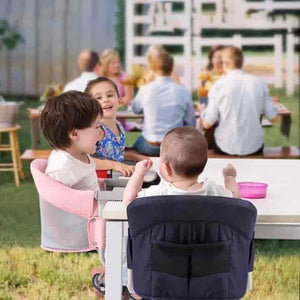 Portable Dining Foldable Baby High Chair- mybabyflame