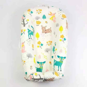 Portable Baby Changing Pad Nest Cribs - mybabyflame