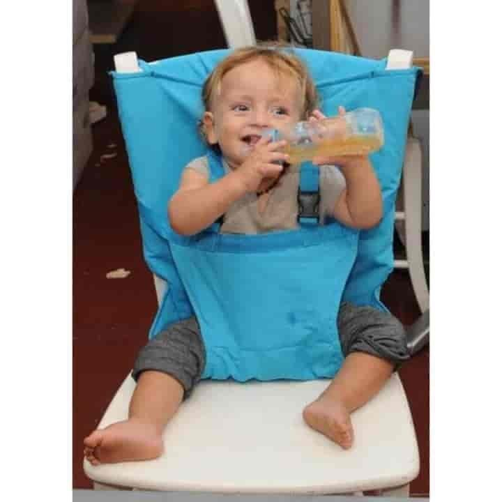 Portable Infant Belt Booster Seat - mybabyflame