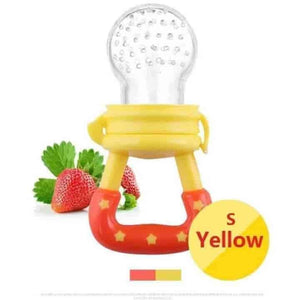 Baby Fruit Silicone Pacifier 3pc/set - mybabyflame