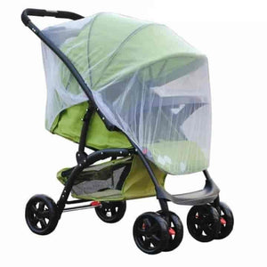 Stroller Baby Mosquito Net Mesh Cover - mybabyflame