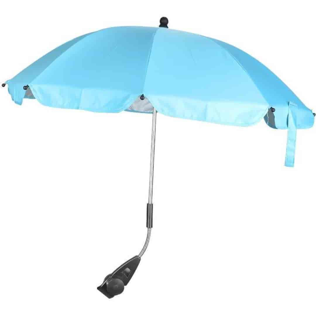 Stroller UV 360 Degrees Adjustable Direction Stand Holder Umbrella - mybabyflame