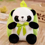 Unisex Baby Panda Plush Toy Backpack - mybabyflame