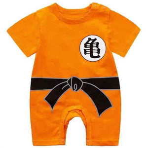 Unisex Cartoon Costume Newborn Baby Rompers - mybabyflame