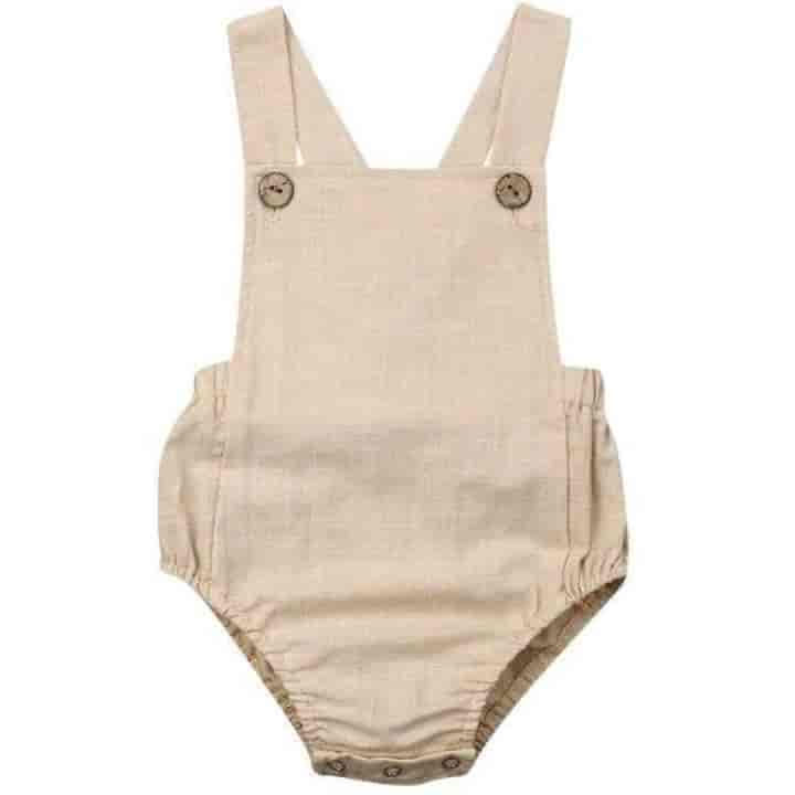 Unisex Sleeveless Suspenders for Babies - mybabyflame