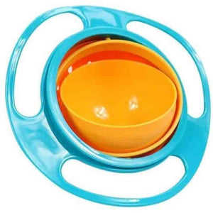 Universal Gyro Design Children Bowl - mybabyflame