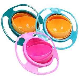 Universal Gyro Bowl Practical Design Children - mybabyflame