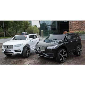 Volvo XC90 12V Children's Smart Electric Ride on Cars - mybabyflame