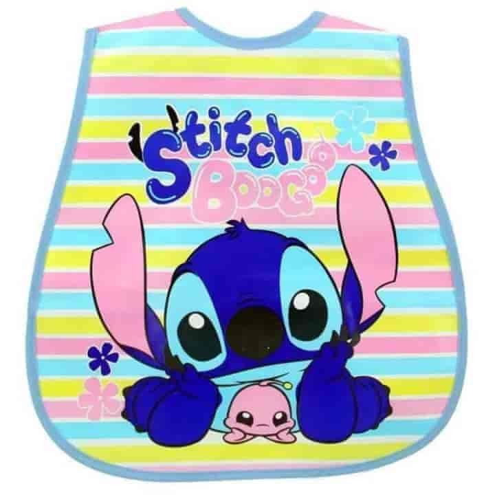 Water-Proof Cartoon Print Baby Bibs 10 Piece Set - mybabyflame
