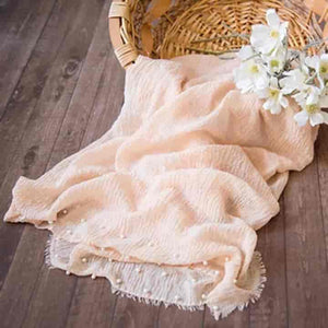 Swaddle Wrap Basket Fillers Newborn Photography Props - mybabyflame