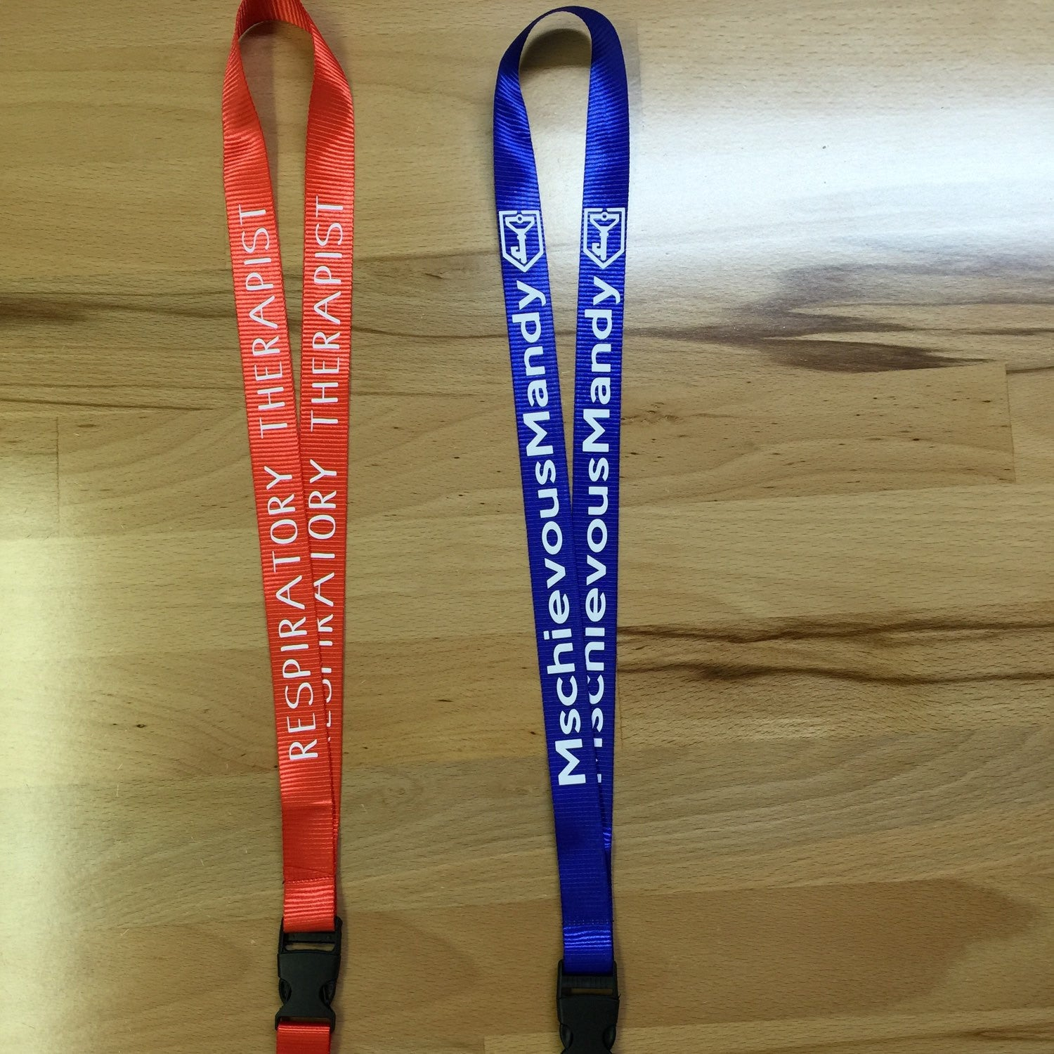 Lanyards For Work And Fun!