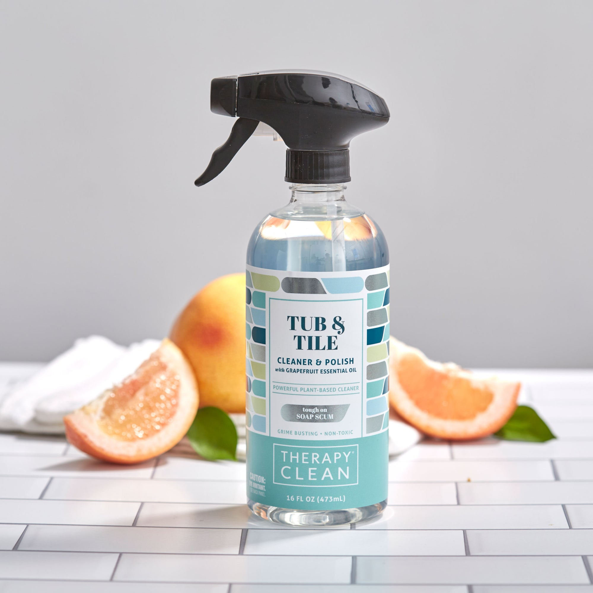 tub and tile cleaner