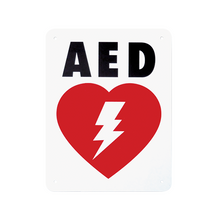 AED Wall Signs (Flat, Triangular or L-Shaped)