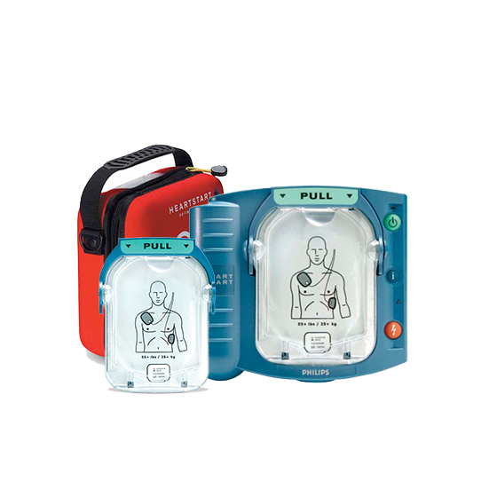 Philips HeartStart OnSite AED – Ready Pack Configuration