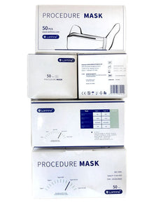 Lanhine Procedure Mask Type IIRs (ASTM) - Box of 50