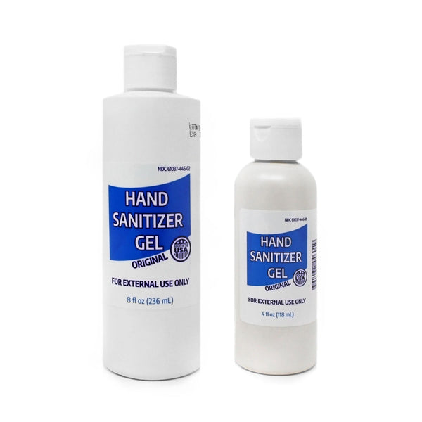 188 ml / 4 oz Hand Sanitizer Gel (70% Ethyl Alcohol)