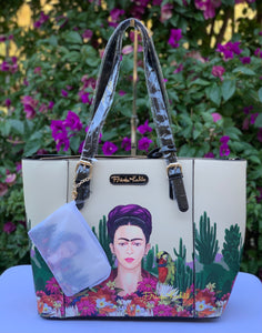 FRIDA KAHLO LARGE TOTE BAG