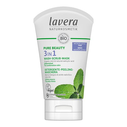 3 in 1 Wash-Scrub-Mask - Lavera